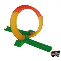 Masinuta de jucarie din plastic cu rampa, OOTB 56/0027, 1 buc