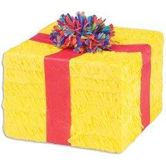 Pinata Cutie Cadou Happy Birthday, Amscan P20032.CUTIE, 1 buc
