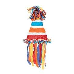 Paper Hat Pinata Amscan P20032.COIF, 1 Piece