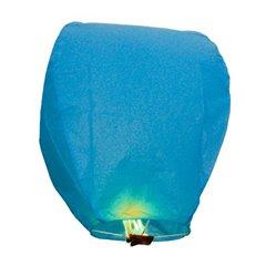 Lampion zburator albastru pentru petreceri si evenimente, Radar LC.ALBASTRU