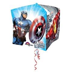 "Avengers Cubez Foil Balloons - 15"", Amscan 28464"