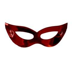 Masti metalizate rosii pentru petrecere, Radar SMFIT.MSA.ROSU