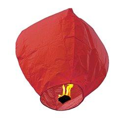 Lampion zburator rosu pentru petreceri si evenimente, Radar LC.ROSU