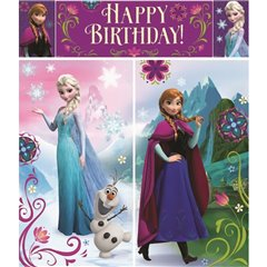 Frozen Wall Decorating Kit, Amscan 999262, Pack of 5 pieces
