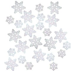 "Fulgi de gheata decorativi ""Frozen"", Amscan 999261, 20 pieces"