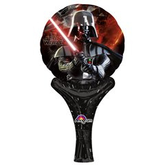 Star Wars Inflate-a-Fun Foil Balloon, Amscan 3017201
