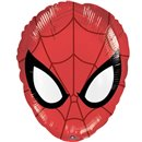 Balon Folie Figurina - Cap Spiderman, Amscan 2633001