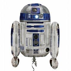 Balon folie figurina Star Wars MultiBalloon - 55x66cm, Amscan 3039901