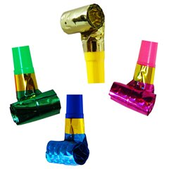 Assorted Mini Party Blowouts - 3 cm, Radar SMFIT.S3.ASS
