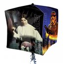 "Star Wars Cubez Foil Balloon - 15""/38cm, Amscan 3039701"