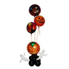 Amazing Halloween Balloons Decoration, Radar HW.AMAZ