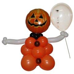 Aranjament Baloane Halloween - Pumpkin, Radar HW.PMPK