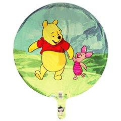Balon folie 45cm Winnie the Pooh & Friends, Amscan 22942