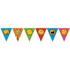 Banner decorativ pentru petrecere Smiley - 2.7m, Amscan 400192, 1 buc