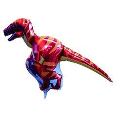 "Velociraptor SuperShape Foil Balloon - 38""x35"", Amscan 29828"