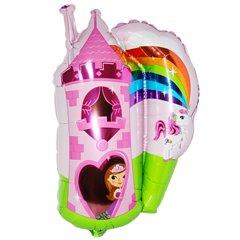 Balon Folie Figurina Castel, Amscan 27715