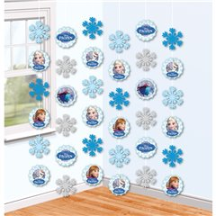 Frozen String Decorations, Amscan 999263,1 piece