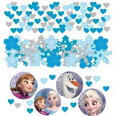 Confeti cu Frozen pentru party si evenimente - 34g, Amscan 999258