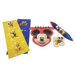 Disney Mickey Mouse Stationery Pack, Amscan RM996492, Pack of 20 Pieces