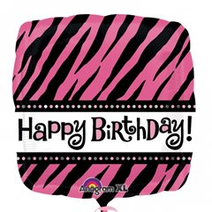 So Fabulous Birthday Foil Balloon - 18''/45cm, Amscan 2450501