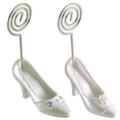 Suport numere masa in forma de pantof - 6.3cm, Amscan 340255