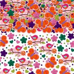Tweet Baby Girl Confetti, Amscan 361116