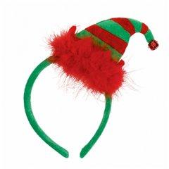 Mini Elf Headband - 23x13cm, Amscan 318719