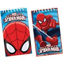Spider-Man Notepads, Amscan 393376-55, Pack of 12 pieces