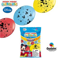 Quick Links Party Banner Balloons - Disney Mickey Mouse, Qualatex 15101