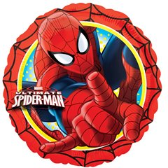 Balon folie 45cm Spiderman, Amscan 26350