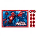 Joc party Spiderman, Amscan 271355-55, 4 buc