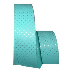 Light Blue Curling Ribbon- 34mm, Radar B41085