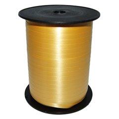 Oro (Gold) Curling Ribbon - 5mm x 500m, Radar B65709, 1 Roll