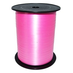 Rosa Floro(pink) Curling Ribbon 5mm x 500m, Radar B65698, 1 Roll