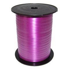 Prugna(purple) Curling Ribbon 5mm x 500m, Radar B65700, 1 Roll