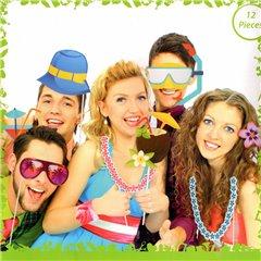 Accesorii foto party, OOTB OT181063, Set 12 buc