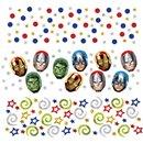 Avengers Value Confetti 3 Packs - 40g, Amscan 361354-55