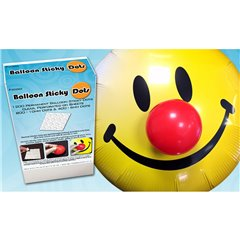 Puncte de lipit Glue Dots, Qualatex 20282