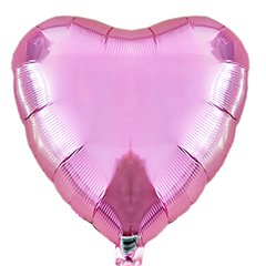 Balon Folie 45cm Inima Uni Roz, Northstar Balloons 00750