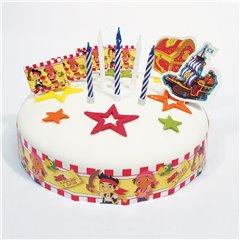 Cake Decorating Centre Jeddah : Pirates - PartyCenter