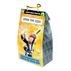 Spike the coin Pocket Magic Trick Game
