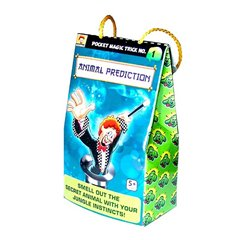 Animal Prediction Pocket Magic Trick Game