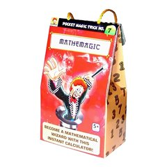 Mathemagic Pocket Magic Trick Game