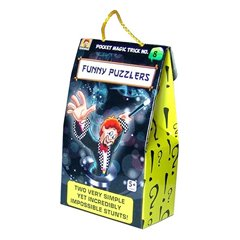 Funny Puzzlers Pocket Magic Trick Game