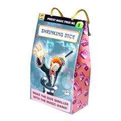 Shrinking Dice Pocket Magic Trick Game