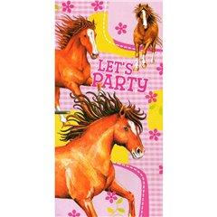 Charming Horses Door Poster, Amscan 551823, 1 piece