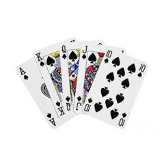 Carti de joc XXL- 9.5 X 14cm, Radar OT76/5615, Set 54 buc