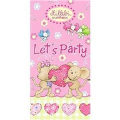 Banner usa pentru petrecere cu Lillebi -  Amscan 551825, 1 buc