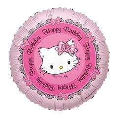 Charmmy Kitty Hearts Foil Balloon 45cm, Anagram 665896