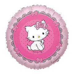 Balon Folie 45 cm Charmmy Kitty, 665919